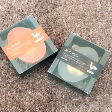 TONYMOLY(トニーモリー/韓国) Skin Clinic 3step Micro Peel Swab Wrinkle kit
