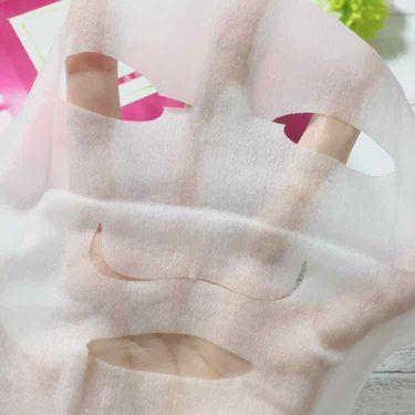 ルルルンプレシャス RED 濃密保湿のRED/ルルルン/シートマスク・パックを使ったクチコミ(4枚目)