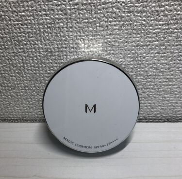 M クッションファンデーション(マット)/MISSHA/クッションファンデーションを使ったクチコミ(2枚目)
