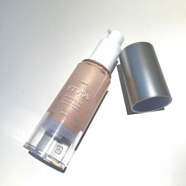 ミネラルUVグロウベース/ETVOS/化粧下地を使ったクチコミ(1枚目)
