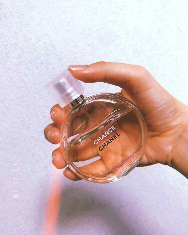 おかゆさんの「CHANELチャンス オー タンドゥル オードゥ トワレット(ヴァポリザター)<香水(レディース)>」を含むクチコミ