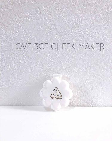 3CE love3CEcheekmaker