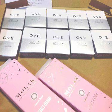 OvE ハイドロン ワンデー/OvE/カラーコンタクトレンズを使ったクチコミ(1枚目)