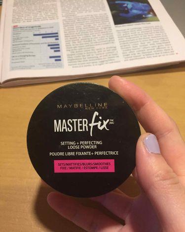 たまご学生さんの「メイベリン ニューヨークMaster fix<ルースパウダー>」を含むクチコミ