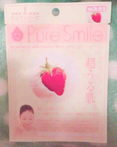 大豆イソフラボン/Pure Smile/シートマスク・パックを使ったクチコミ(1枚目)
