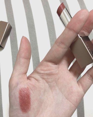 エアリーグロウ リップス/LUNASOL/口紅を使ったクチコミ(2枚目)