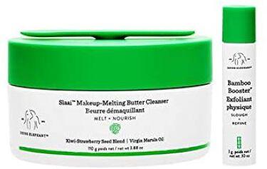 2021/10/1発売 Drunk Elephant Slaai Makeup Melting Butter Cleanser