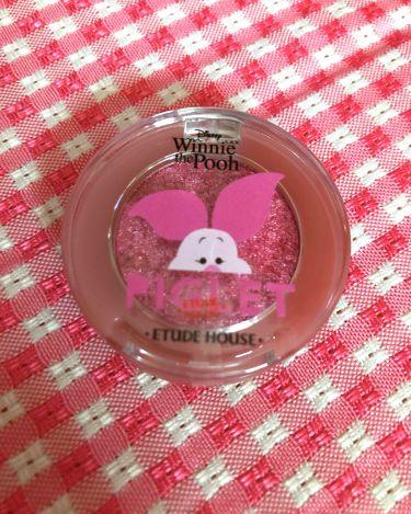 pinkさんの「ETUDE HOUSEルックアット マイアイ ジュエル<パウダーアイシャドウ>」を含むクチコミ