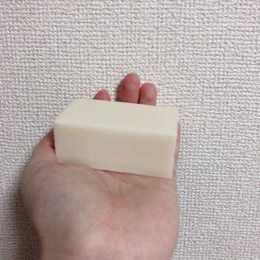 アビブ フェイシャルソープブリック アイボリー/その他/洗顔石鹸を使ったクチコミ(2枚目)