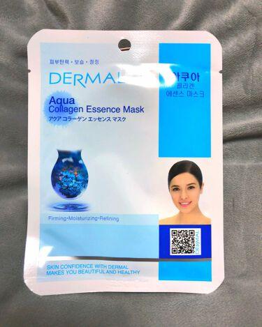 コラーゲンエッセンスマスク/DERMAL/シートマスク・パックを使ったクチコミ(1枚目)