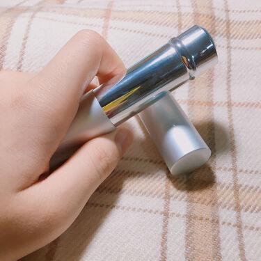 ごくふわっ春姫スライド式携帯メイクブラシ/DAISO/メイクブラシを使ったクチコミ(3枚目)