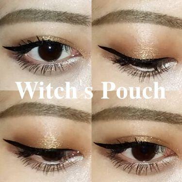 セルフィーフィックスピグメント/Witch's Pouch/パウダーアイシャドウを使ったクチコミ(1枚目)