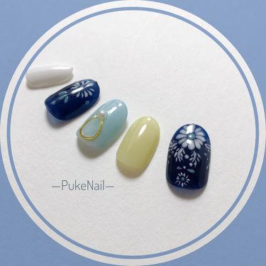 プケネイル 保証あり はなよめ/PUKE NAIL/つけ爪・ネイルチップを使ったクチコミ(1枚目)