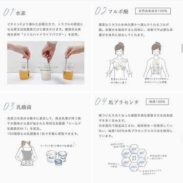 Exchange+(エクスチェンジプラス)/STRI/美肌サプリメントを使ったクチコミ(3枚目)