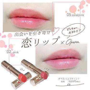 リップティント N/OPERA/口紅 by すみ