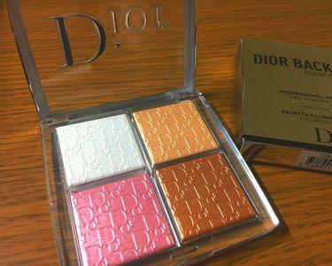 ディオール バックステージ コントゥール パレット/Dior/プレストパウダーを使ったクチコミ(2枚目)