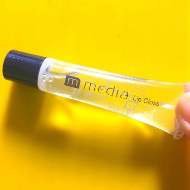 リップグロスA/media/リップグロスを使ったクチコミ(1枚目)