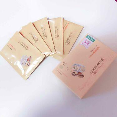 大豆発酵マスク(旧)/我的美麗日記(私のきれい日記)/シートマスク・パックを使ったクチコミ(1枚目)