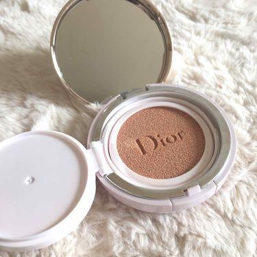 【旧】カプチュール トータル ドリームスキン クッション/Dior/クッションファンデーションを使ったクチコミ(2枚目)