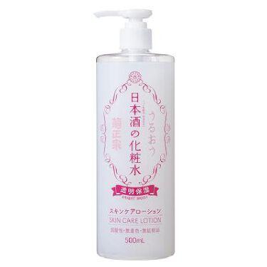 日本酒の化粧水 透明保湿 500ml