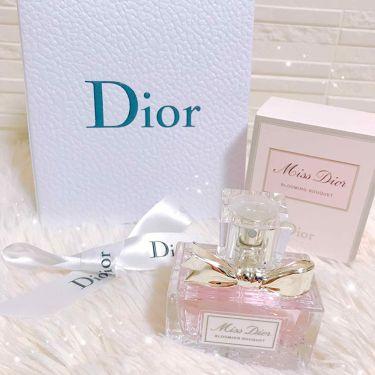 LIPSベストコスメ2019カテゴリ賞 フレグランス部門 第3位 Dior ミス ディオール ブルーミング ブーケ(オードゥトワレ)の話題の口コミ・レビューの写真 (1枚目)