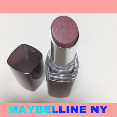 ウォーター シャイニー ボリューミー パール/MAYBELLINE NEW YORK/口紅を使ったクチコミ(1枚目)