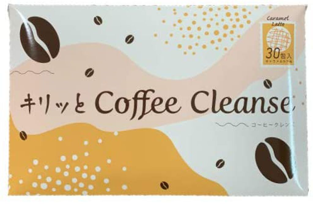 Dr.Coffee キャラメル味