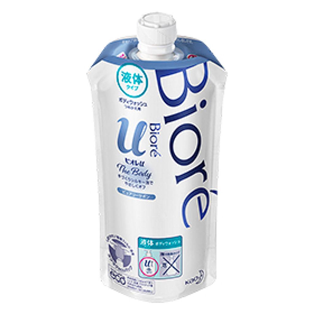ザ ボディ 液体タイプ ピュアリーサボンの香り ビオレu