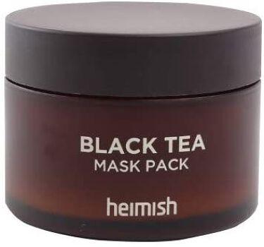 Black Tea Mask Pack heimish