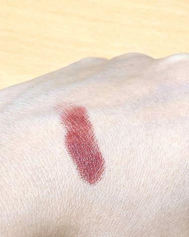 ルージュアンリミテッド アンプリファイド/shu uemura/口紅を使ったクチコミ(3枚目)