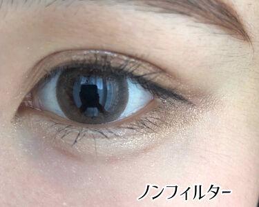 LARME MOISTURE UV(ラルムモイスチャーUV)/LARME/カラーコンタクトレンズを使ったクチコミ(2枚目)