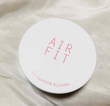 AIR FIT BLUSHER/A'PIEU/化粧下地を使ったクチコミ(2枚目)