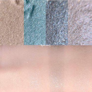 フローレスグロウ リッドテクスチャー アイシャドウ/CHICCA/パウダーアイシャドウを使ったクチコミ(2枚目)
