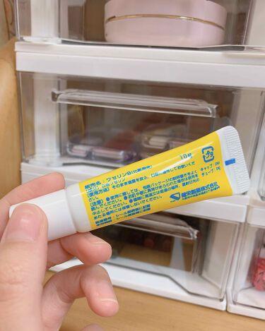 ベビーワセリンリップ/健栄製薬/リップケア・リップクリームを使ったクチコミ(2枚目)