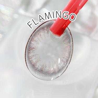 【画像付きクチコミ】\♡可愛い!ピンクカラコン♡/今月は【LILMOON/リルムーン】シリーズのカラコンをご紹介します・-・-・-・-・-・-・-・-・-・【FLAMINGO・フラミンゴ】◆DIA:14.5mm◆着色直径:13.8◆含水率:38%◆BC:...