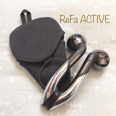 ReFa ACTIVE/ReFa/ボディケア美容家電を使ったクチコミ(1枚目)