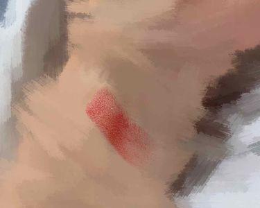 メルティールミナスルージュ/CANMAKE/口紅を使ったクチコミ(2枚目)