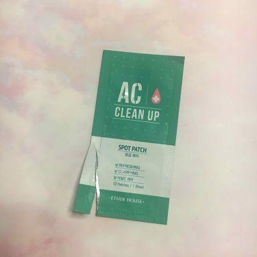 ACC パッチ/ETUDE/シートマスク・パックを使ったクチコミ(2枚目)