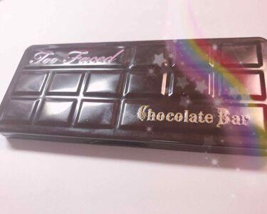 チョコレート バー アイシャドウ パレット/Too Faced/パウダーアイシャドウを使ったクチコミ(1枚目)