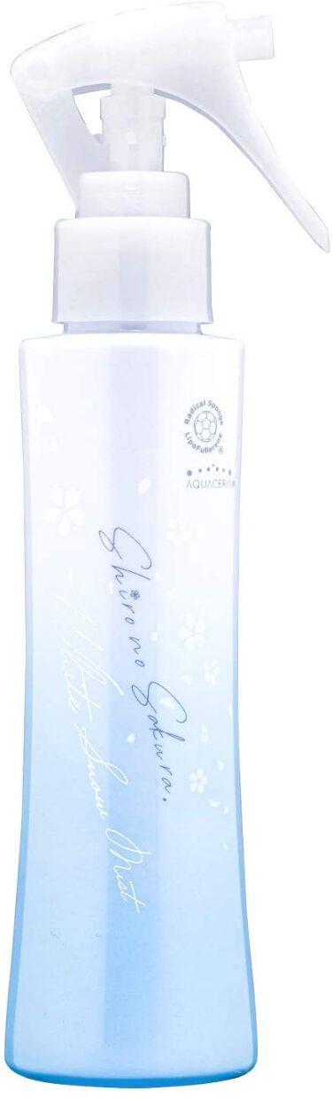 White Snow Mist 〜雪模様〜 120ml