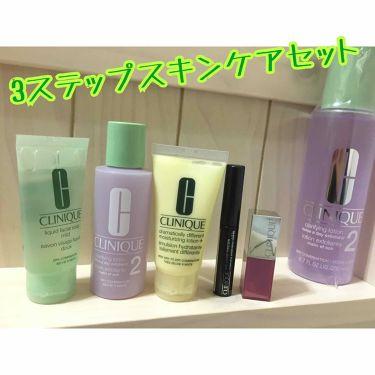 リキッド フェーシャル ソープ/CLINIQUE/その他洗顔料を使ったクチコミ(2枚目)