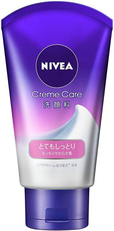 ニベア クリームケア洗顔料 とてもしっとり