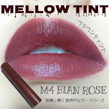 BITE THE BEAT MELLOW TINT/MERZY/口紅 by Malu🐾