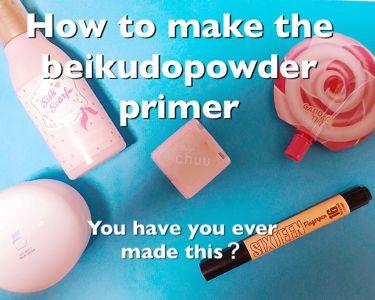 🌸mel🌸さんの「InnisfreeNO-SEBUM Mineral Powder<ルースパウダー>」を含むクチコミ
