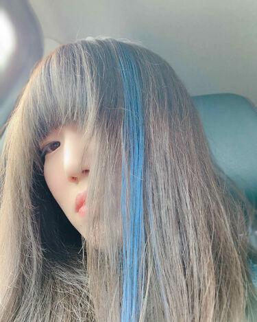 1DAY HAIR MONSTER/リーゼ/ヘアカラー・白髪染め・ブリーチを使ったクチコミ(1枚目)