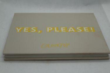 YES,PLEASE!/ColourPop/パウダーアイシャドウを使ったクチコミ(1枚目)
