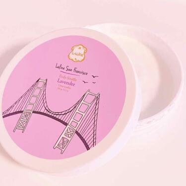 サンフランシスコ限定 ラベンダー ボディソフレ/Laline/ボディクリームを使ったクチコミ(2枚目)