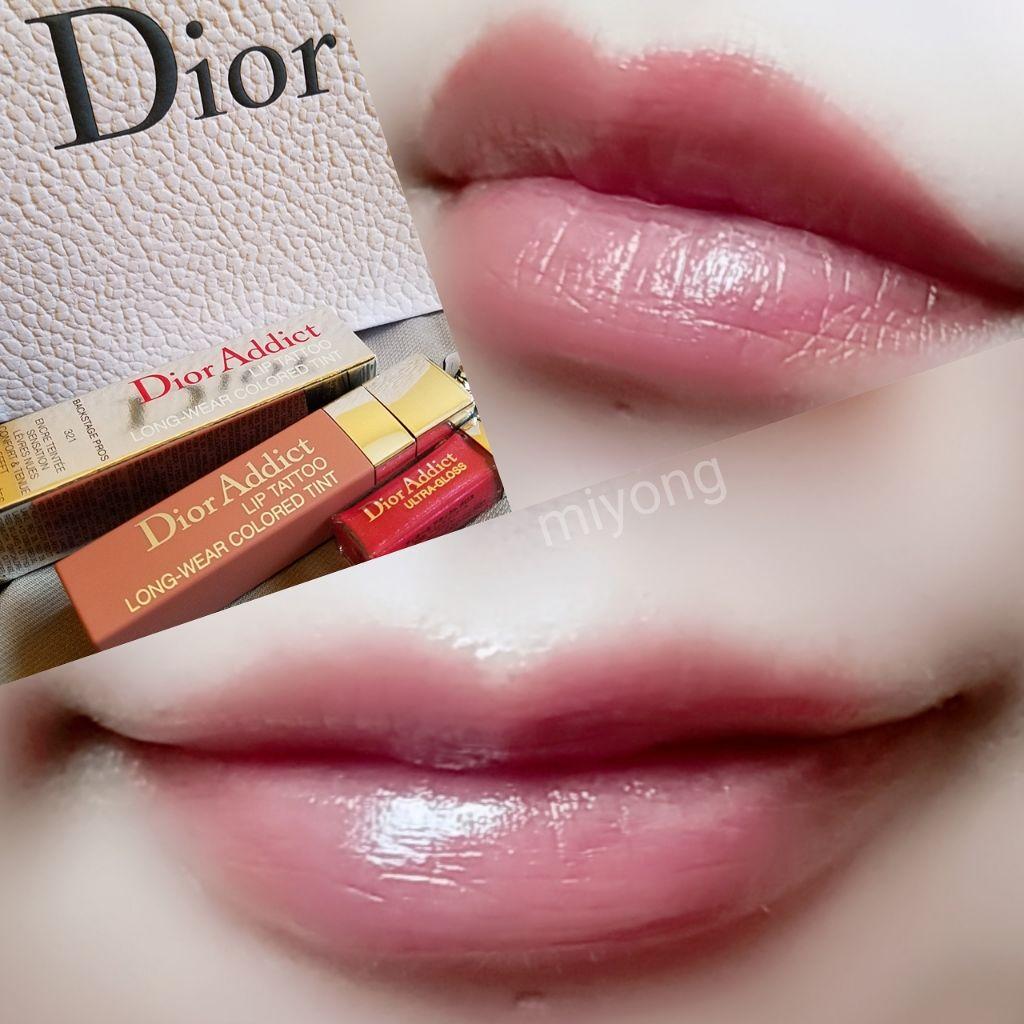 buy popular d64e6 77ad4 新色レビュー】ディオール アディクト リップ ティント|Diorの ...