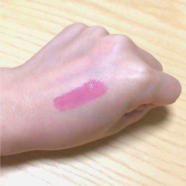 クリーミィシアールージュ/kiss/口紅を使ったクチコミ(3枚目)