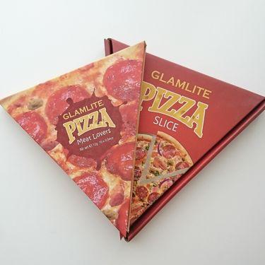 GLAMLITE Pizza Slice Palette Meat Lover's/その他/パウダーアイシャドウを使ったクチコミ(1枚目)